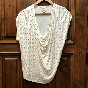 Haute hippie top